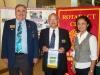 DG Lane Calvert, President Steve Chen and Zen Villafuerte with Makati Banner.jpg
