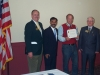 Chris Norby  Honored as a PHF.JPG