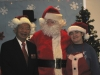 Steve, Carrie & Santa (aka) Dennis.JPG