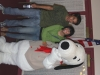 Carlos & Friend with Snoopy .JPG