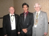 PDG Grant Engle, Carlos Franco and Dennis Salts at the Foundation Dinner 2.24.07 002.jpg