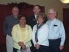 wk28 Rosemarrie & Barbara with George, Baron & Dennis .JPG