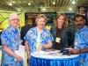 Volunteers at RI Booth in Salt Lake .JPG
