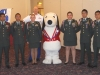 Col Linden with Snoopy and his Cadets May 5th .jpg