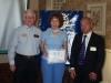 Christiane 2 Years as Rotarian.JPG