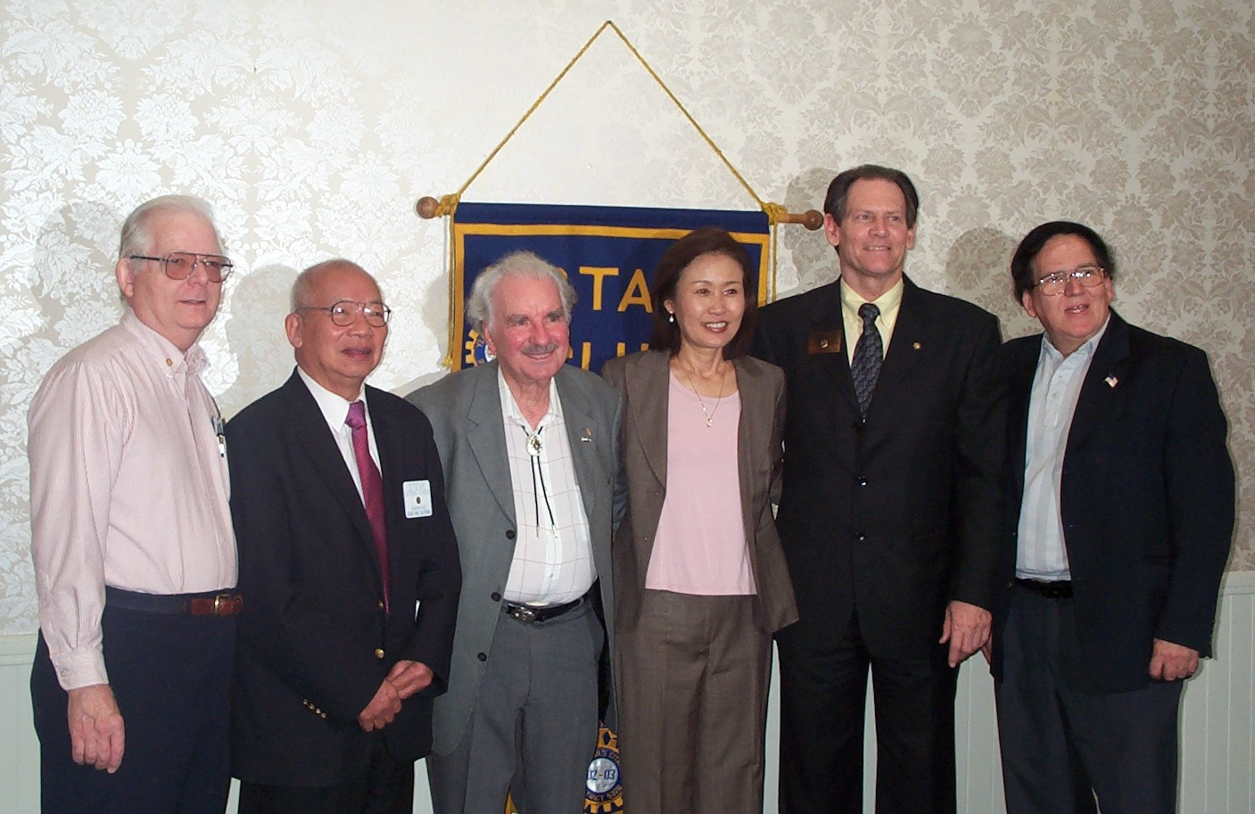 Michelle Steel at Rotary w.DS.JPG