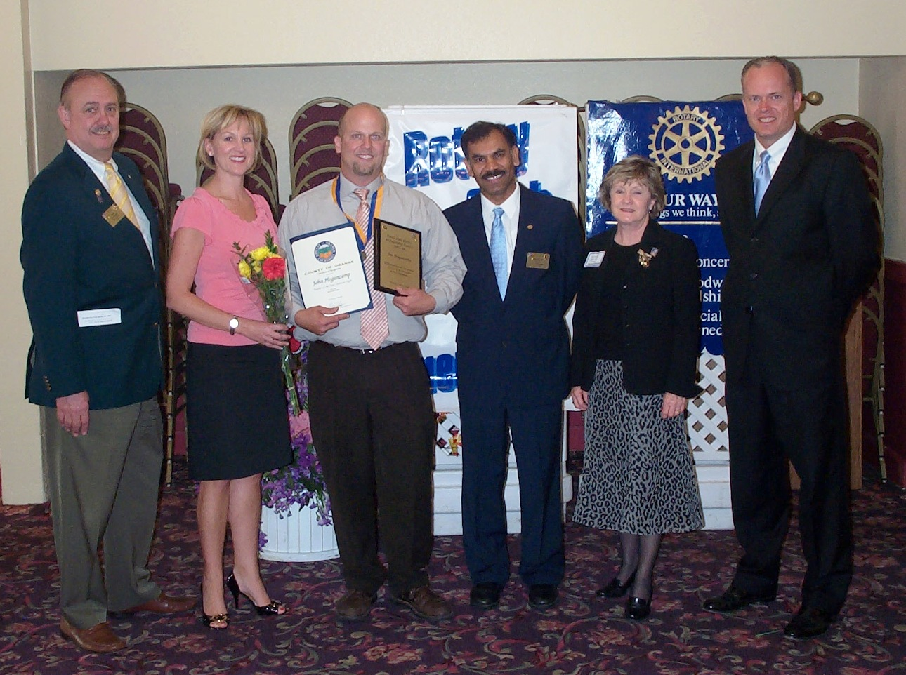 John Hogancamp Honored .JPG