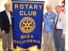 Joe Carpello, Dennis Salts, George Delanoy at Brea Rotary 11.20.07.JPG
