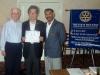 Woo Lim 2 years as a Rotarian.JPG