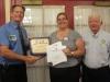 sara-receives-her-membership-certificate
