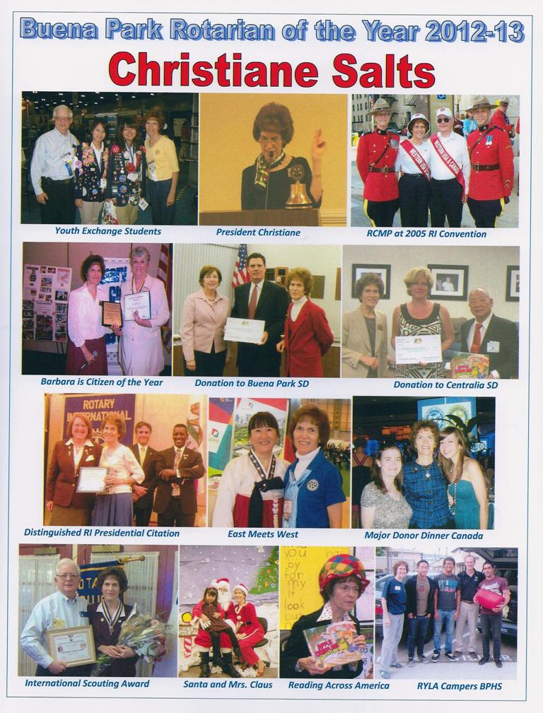 2012.09 02 Christiane Rotarian of the Year 2012-13web
