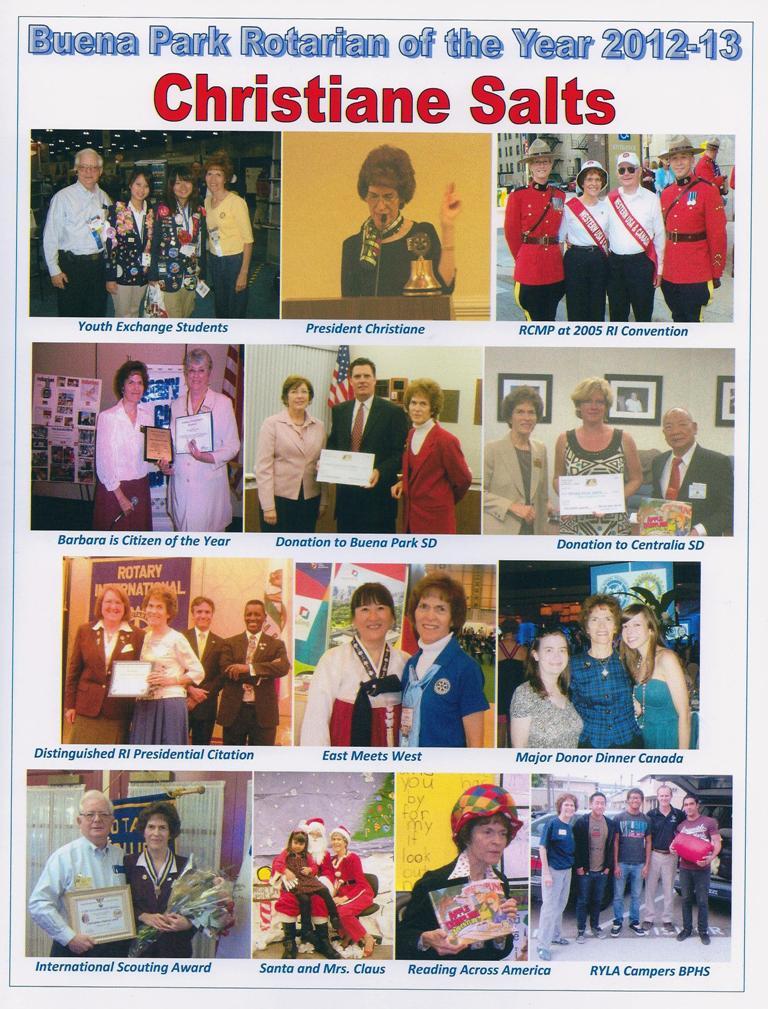 2012.09 02 Christiane Rotarian of the Year 2012-13web