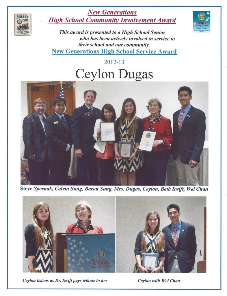 2013.06 06 Ceylon Dugas HS School