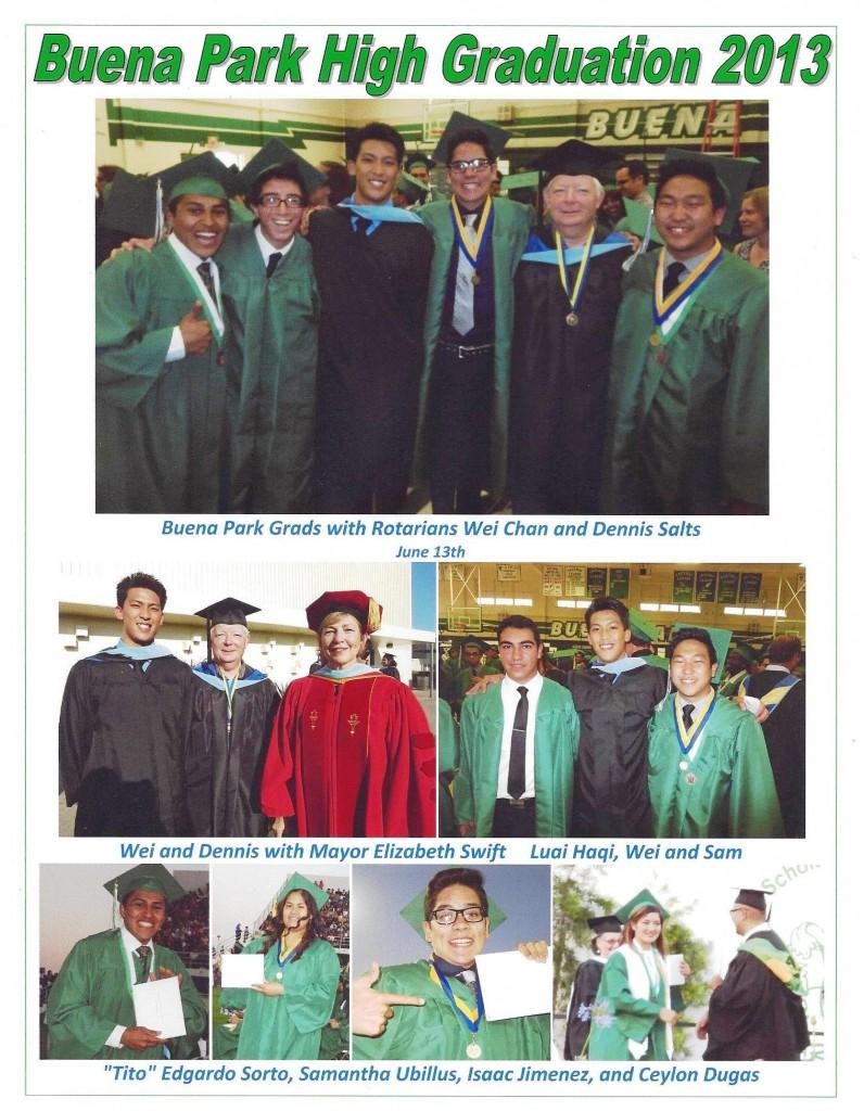 2013.06 07    BPHS Graduation