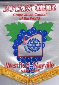 2012 Westfield-Mayville Rotary Dist 4754 USA