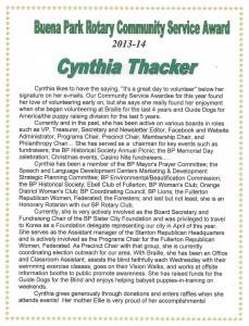 03 Cynthia