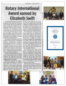 Local News Beth Swift Nov 21